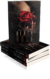 Black-Rose-3D-Bookstack