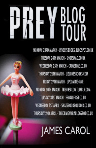 PREY BLOG TOUR