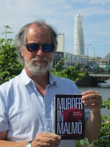Author in Malmö with Murder