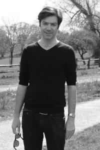 Andrew Shantos b & w