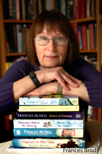 8 february 2010. Author Frances McNeil, of Crossgates.
