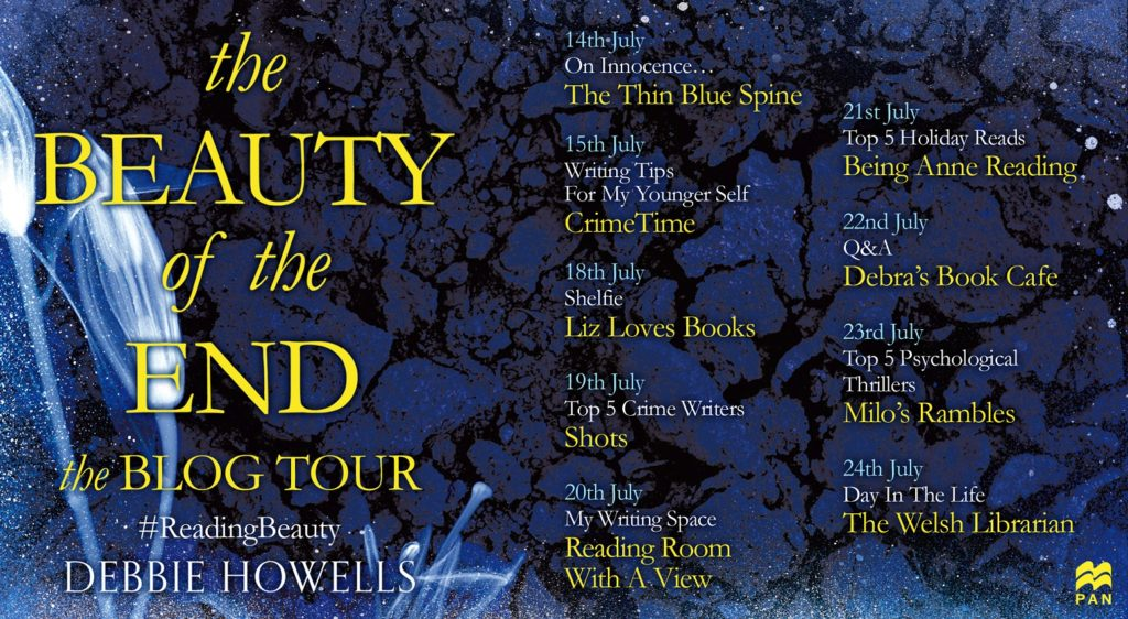 #ReadingBeauty Blog Tour Graphic