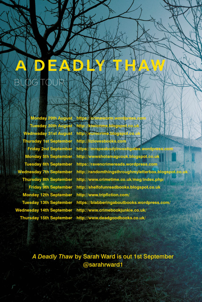 Deadly Thaw_blog
