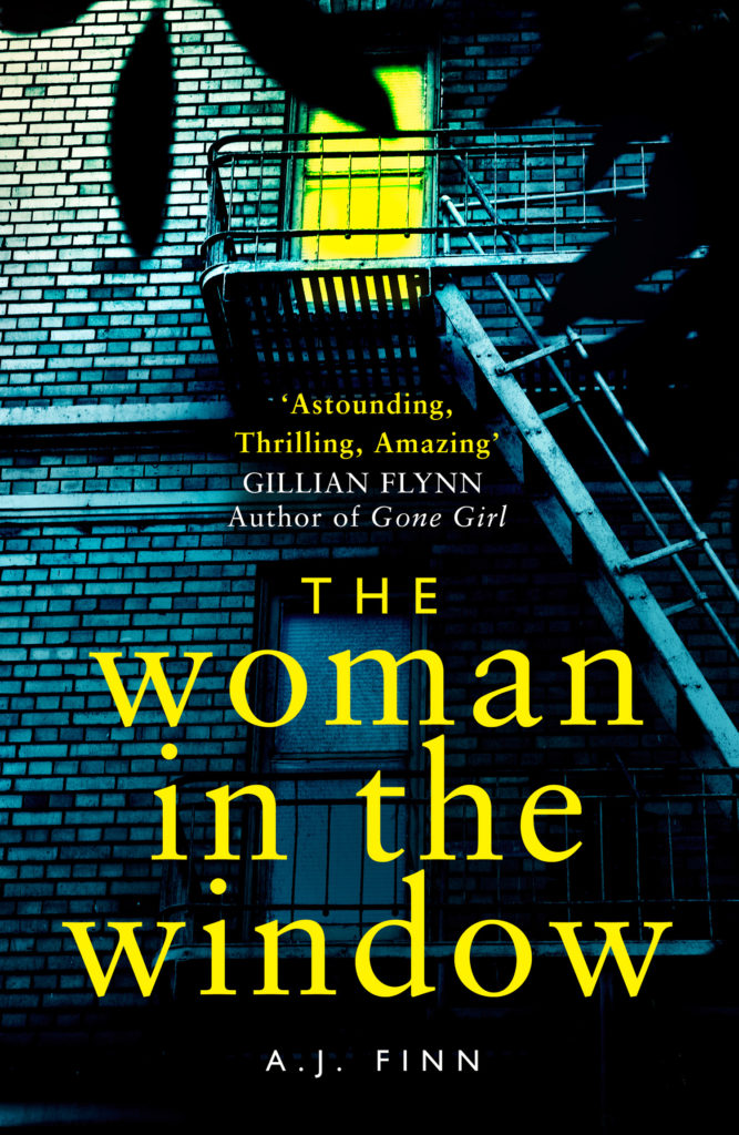 the woman in the window - photo #2